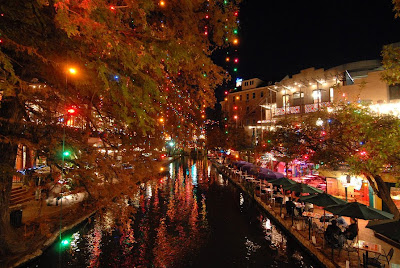 San Antonio River Walk, Texas
