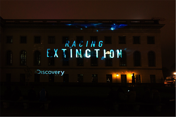 Discovery-torre-Colpatria-imágenes-Racing-Extinction-cuenta-regresiva