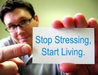 Tanda Dan Penyebab Stress