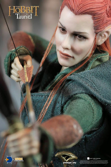 Toyhaven Check Out This Asmus Toys 1 6th Scale Tauriel
