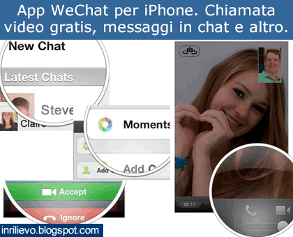 wechat per iphone