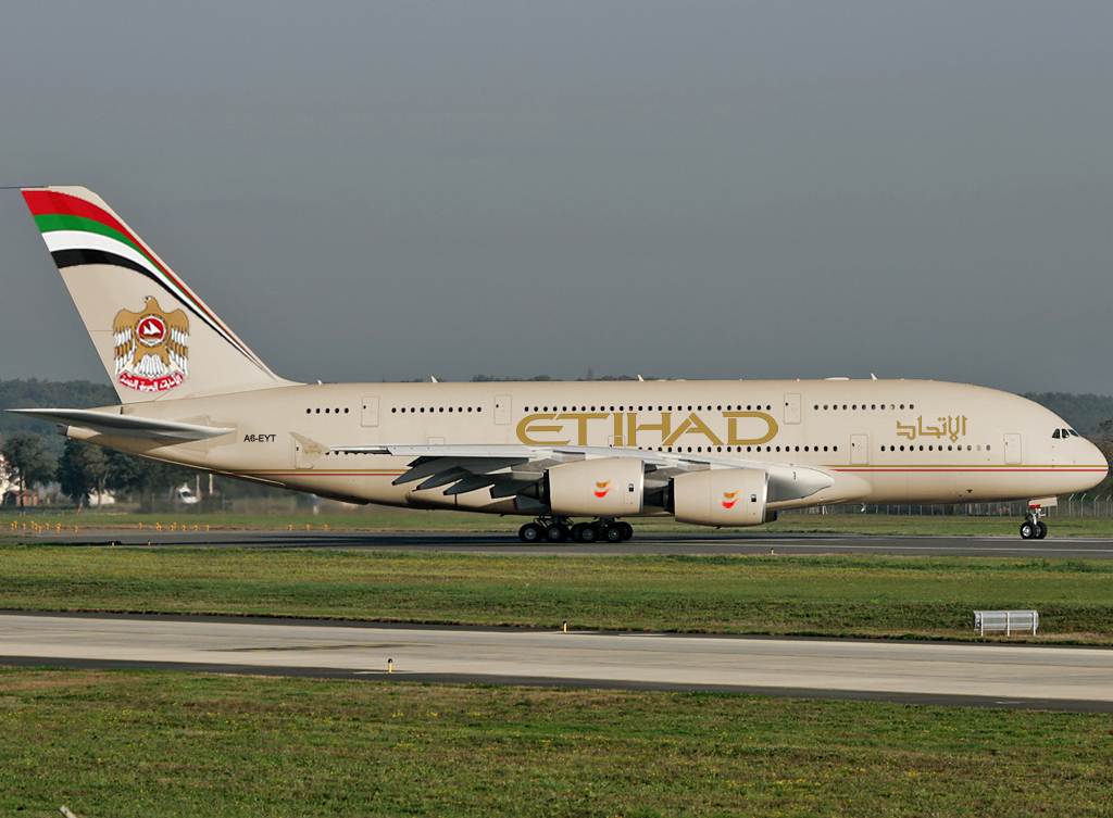airbus a380 etihad success - photo #17