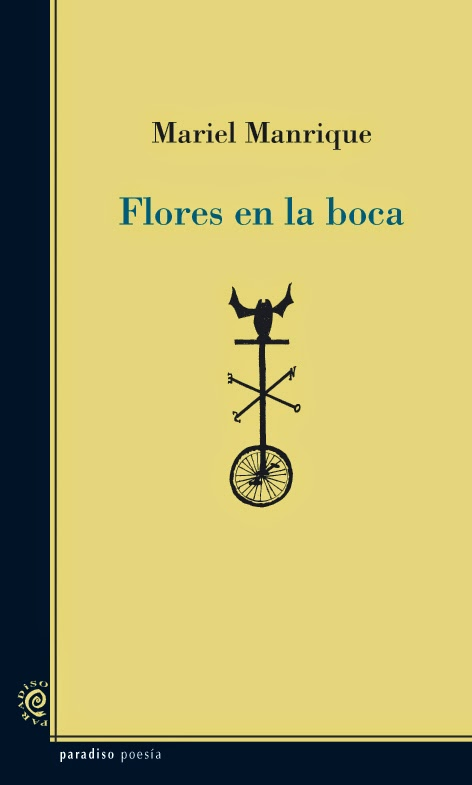 FLORES EN LA BOCA