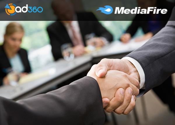 MediaFire.com tham gia mạng quảng cáo Ad360.vn