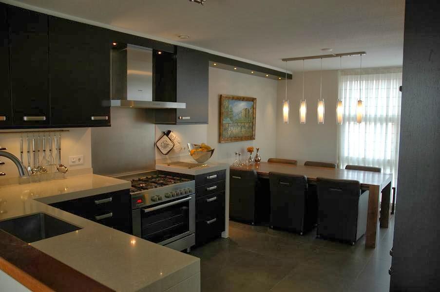 Gp interieur idee blog de keuken van wouter ingeborg en kids geplaatst in 2011 - Eetkamer keuken ...