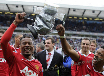 Blackburn Rovers vs Manchester United Barclays Premier League