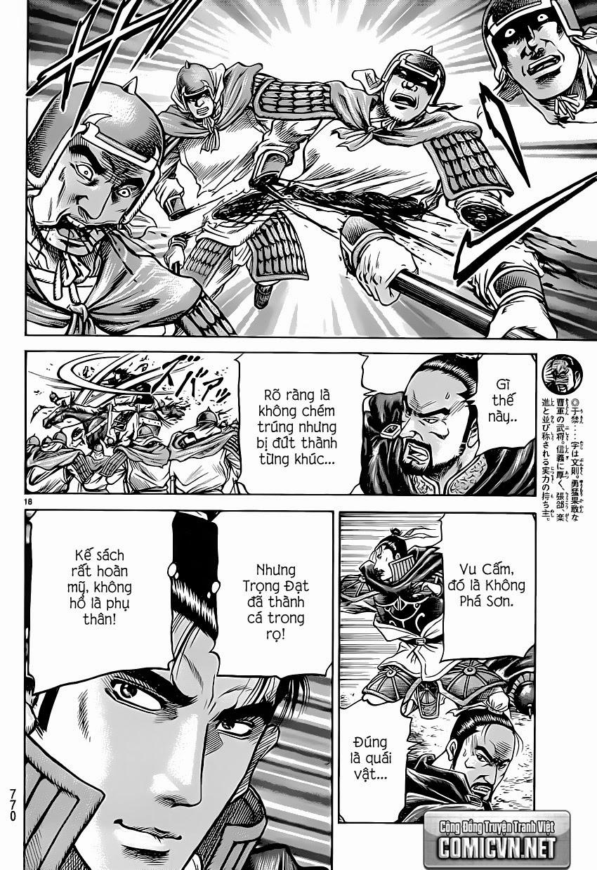 Chú Bé Rồng - Ryuuroden chap 247 - Trang 19