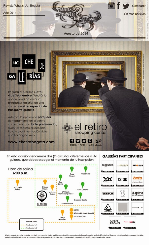 Regresa-Noche-Galerías-El-Retiro-Shopping-Center