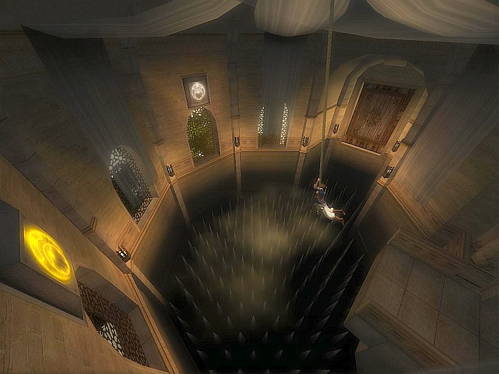 Screenshots of prince of persia the sands of time
