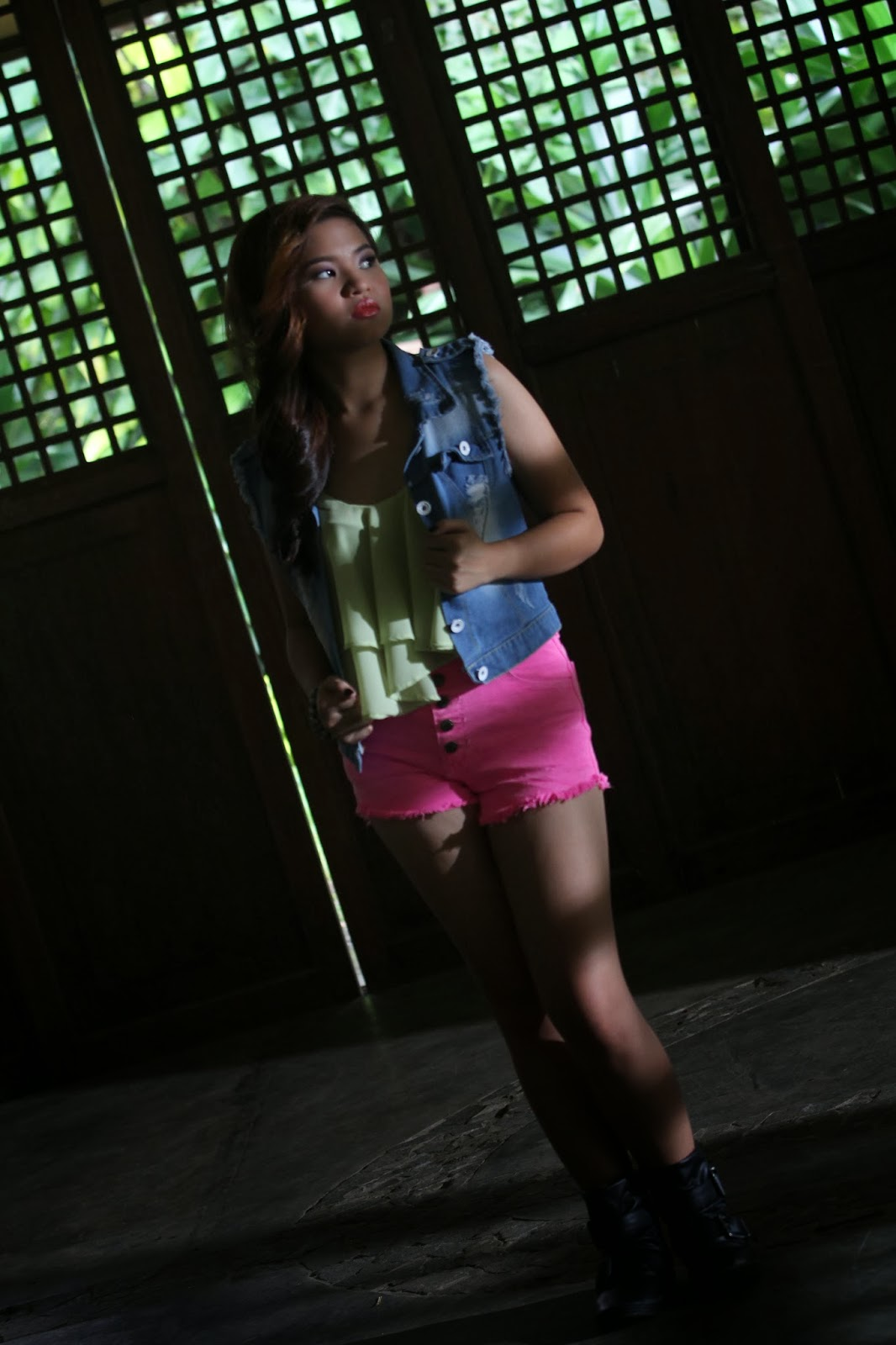 Lizette's Pre Debut Pictorial - pic11