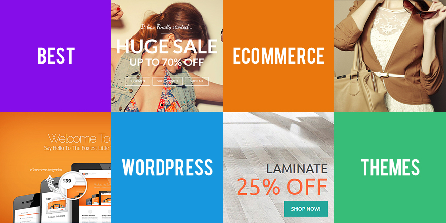 25 Best Premium WordPress Themes for eCommerce