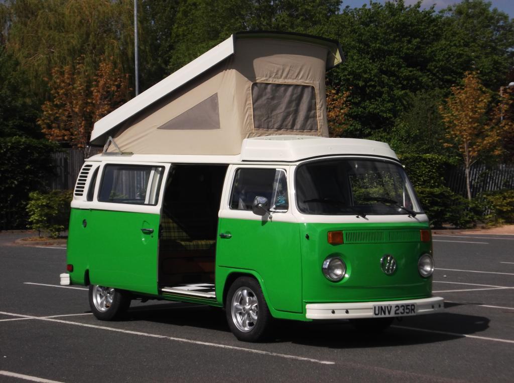 1977 westfalia berlin deluxe beautiful restored t2 vw vw bus. Black Bedroom Furniture Sets. Home Design Ideas