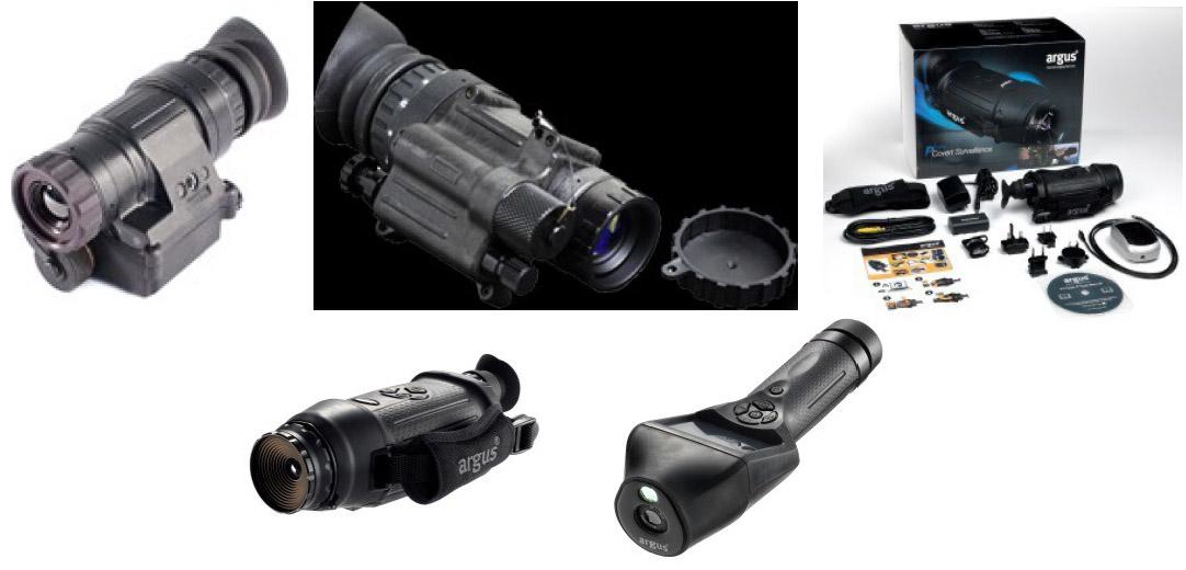 Cámaras Electro-Opticas e Infrarrojas   Una amplia variedad de cámaras de vigilancia estabilizadas diurnas y nocturnas, para operación bajo las más severas condiciones ambientales en helicópteros, aviones, vehículos aéreos no-tripulados (UAV), embarcaciones y en vehículos terrestres. Dependiendo del tipo de misión, se encuentran disponibles cámaras de corto alcance (hasta 1.000 m), de mediano alcance ( 3 a 5 km) y de largo alcance (7 a 10 km).  La familia de equipos de Observación Remota combina cámaras ópticas e infrarrojas con sofisticados sistemas de detección de movimiento; las características de funcionamiento y la operación no-atendida 7x24, las hacen una herramienta invaluable para labores de vigilancia de largo alcance (hasta 20 km).