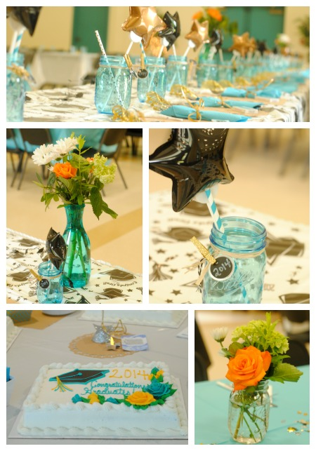 The Remodeled Life Graduation Party Ideas
