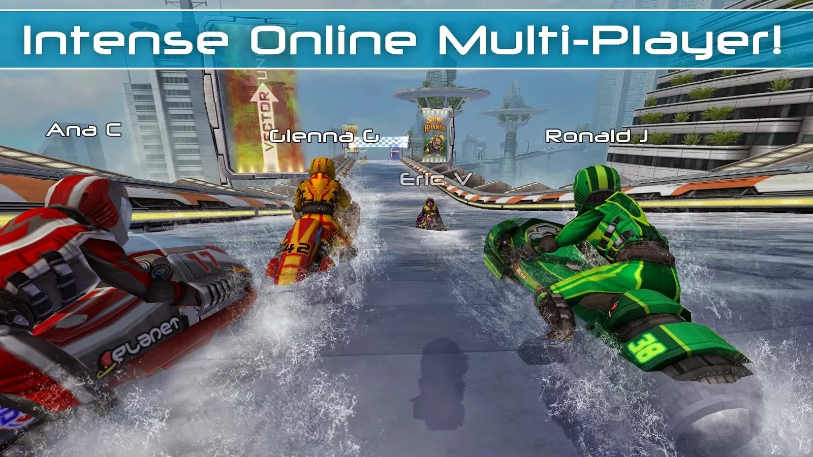 Riptide GP2 v1.2.2 Mod [Unlimited Money]