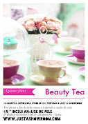 Beauty Tea (aberto a leitores d&#39;A Marmita Lisboeta!)