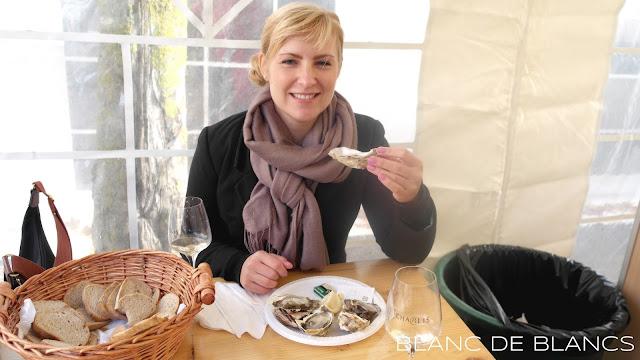 Chablis oysters - www.blancdeblancs.fi