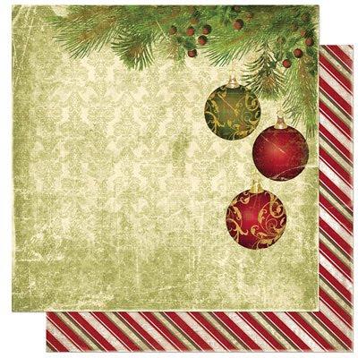 Christmas, Vintage Paper - Scrapbook.com