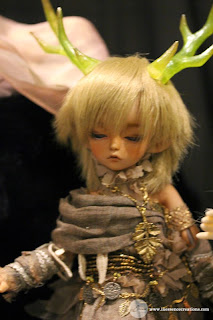 Doll North 2015 - Soom Glati Blossom of Earth Limited