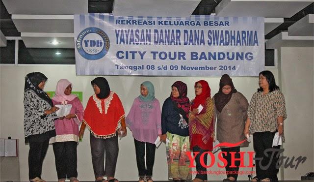 City Tour Bandung