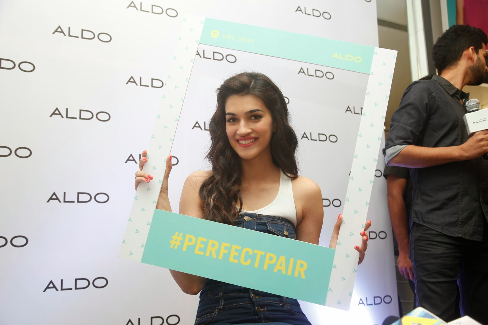 Find Your #PERFECTPAIR at ALDO | Kriti Sanon Launches ALDO Spring/Summer 2015 Collection