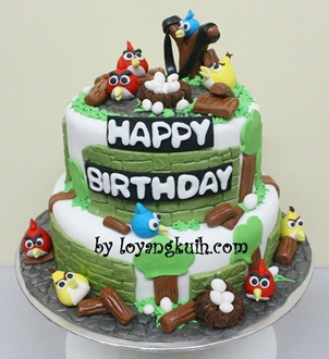 ANGRY Bird Theme