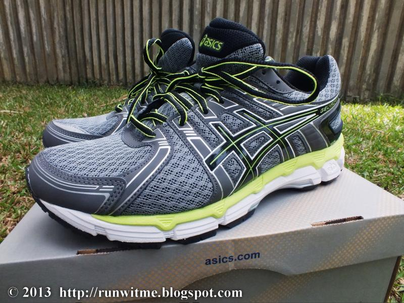 Asic Gel-Forte (2E) retails for RM499 per pair at Asics Concept Stores