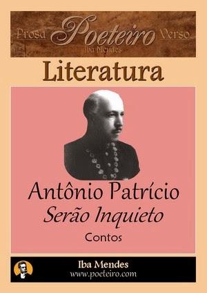 Antonio Patricio - Serao Inquieto - Iba Mendes