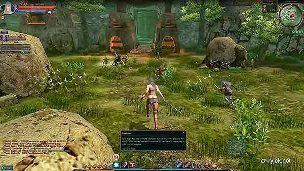Download Free MMORPG Games - Continent of the Ninth Seal