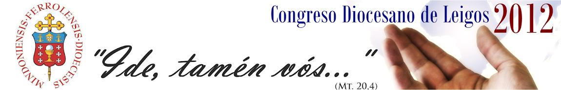 Congreso de Leigos Mondoñedo Ferrol 2012