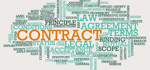 applying the elements of a contract To explicate the idea of the social contract we analyze contractual approaches into five elements: (1) the role of the social contract (2) the parties (3) agreement .