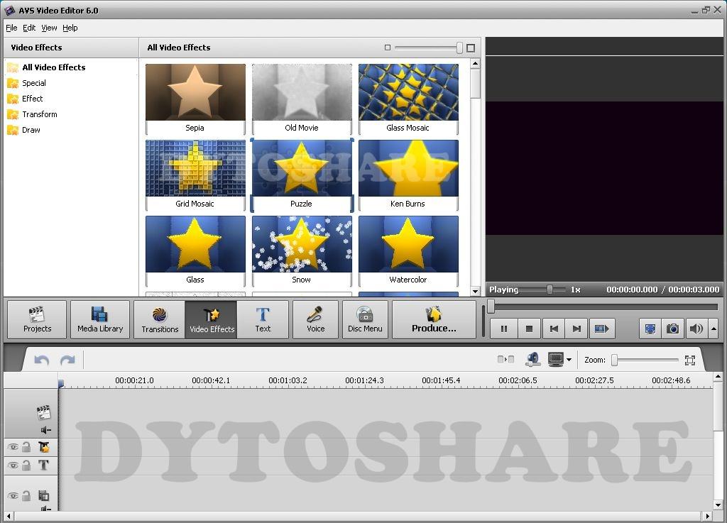 AVS Video Editor 6.4.1.240 Shareware скачать торрент бесплатно.