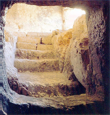 Empty tomb of Jesus Picture