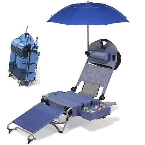 Portable Beach Lounger
