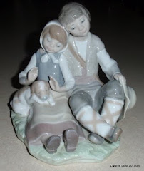 Lladro Friendship #1230