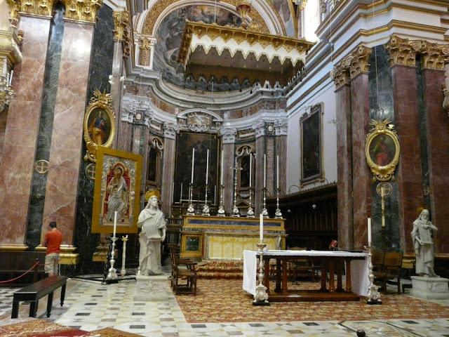 Katedra wMdinie