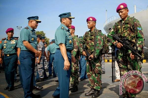 TNI AL kirim satuan tugas ke Pearl Harbour