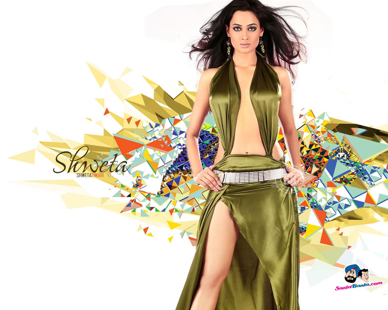shweta tiwari hot navel hd wallpapers - santabanta ~ bollybreak