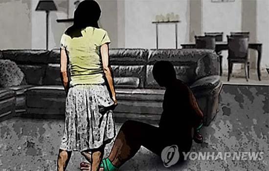 Wanita Korea Selatan kurung dan rogol suami dalam rumah selama 29 jam
