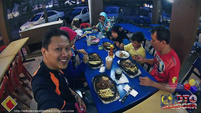 Dinner @Medan Selera Larkin Bomba