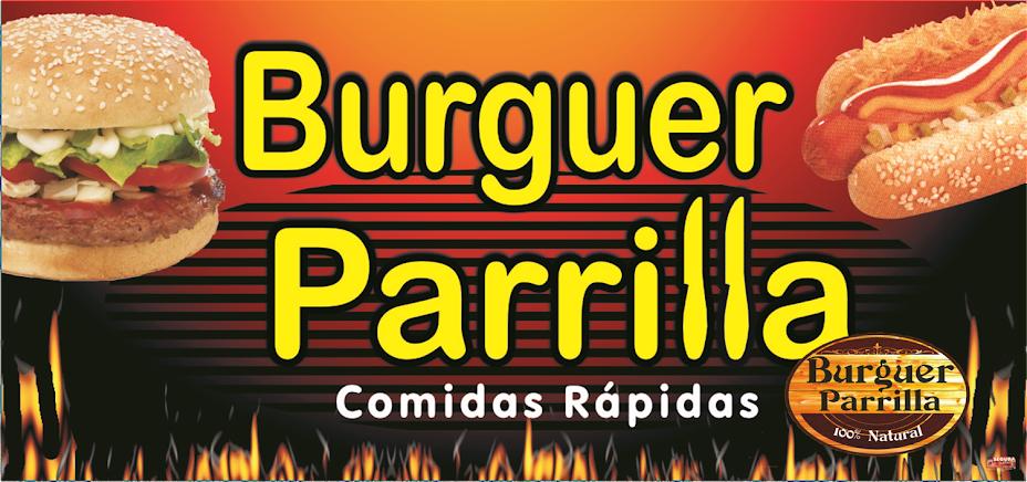 Burguer Parrilla