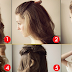 Quick & Easy Steps To Make Undone Bun Hairstyle Tutorial