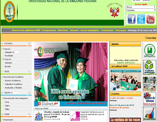 Ingresantes Examen UNAP Iquitos 2015 II 1 de Marzo