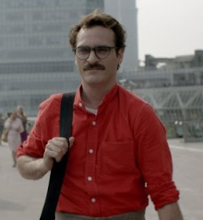 Joaquin Phoenix in 'Her', a film review