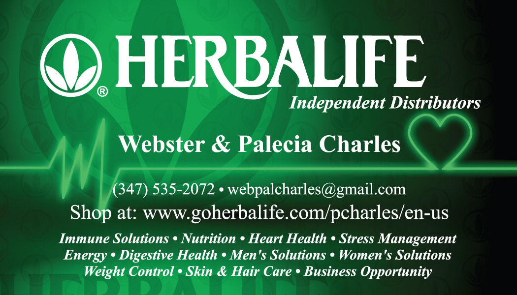 Net2Mobile Digital Services: Herbalife Business Cards