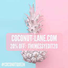 Coconut Lane Discount