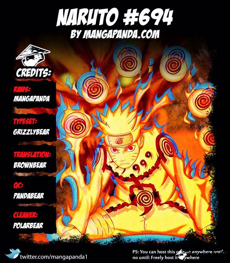 Naruto - Chapter 694 - Pic 22
