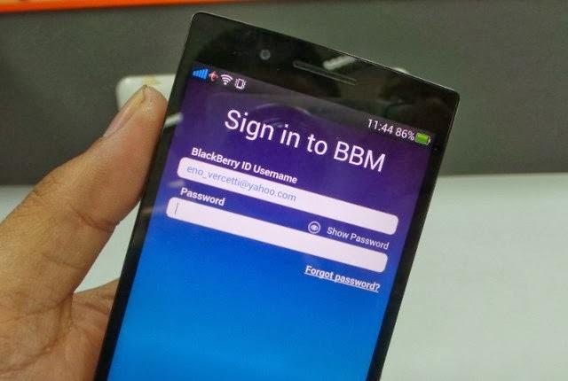 Fitur terbaru dalam BBM Blackberry Messenger