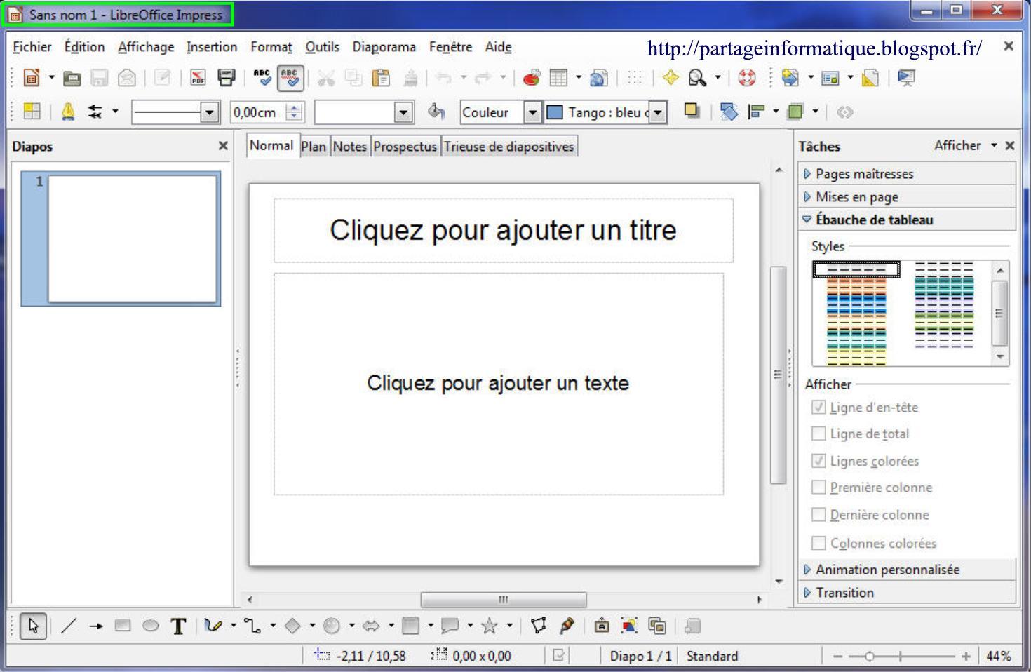 Alternative libre office et mise jour le blog de thierry042 - Libre office pour windows ...