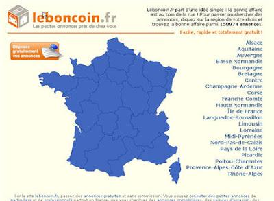 Le Bon Coin.fr Auto Immobilier Moto